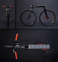 Vélo bizarre