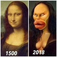 #500yearschallenge