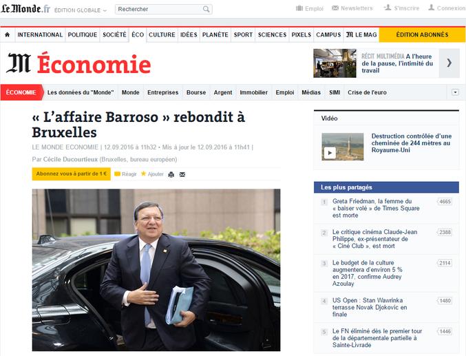 Celui de Le Monde.  Ou comment foirer son Photoshop.