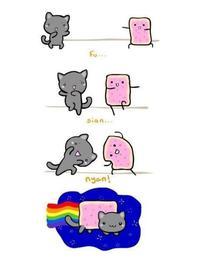 L'origine du Nyan cat