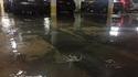 Beaucoup de pluie aujourd'hui à Marseille, le Vieux-Port a débordé