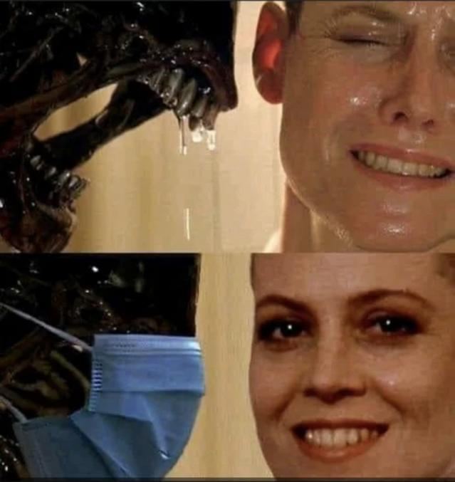 Cachez votre mauvais alien !