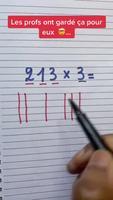 Les maths c'est facile!