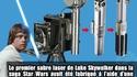 L'origine du sabre laser