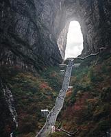 Un lieu touristique chinois très couru, mais un poil fatigant...
