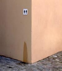 Toilettes de rue