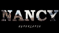 Nancy en hyperlapse