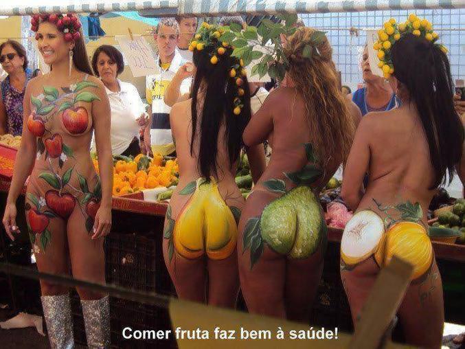 Une annonce du Ministère de la Santé brésilien.