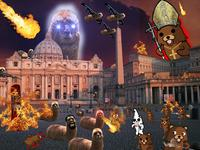 Les Lamasticots envahissent le Vatican 2