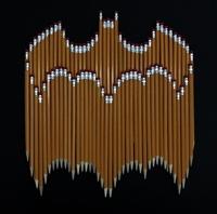 Les bat-crayons