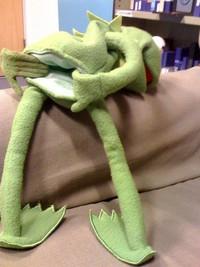 Kermit is gay