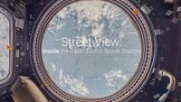 """Visitez la Station Spatiale Internationale """"grâce"""" à Google Street View ! (vidéo de presentation et le lien en description)"""