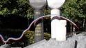 Monument à la gloire des LEGO morts au combat