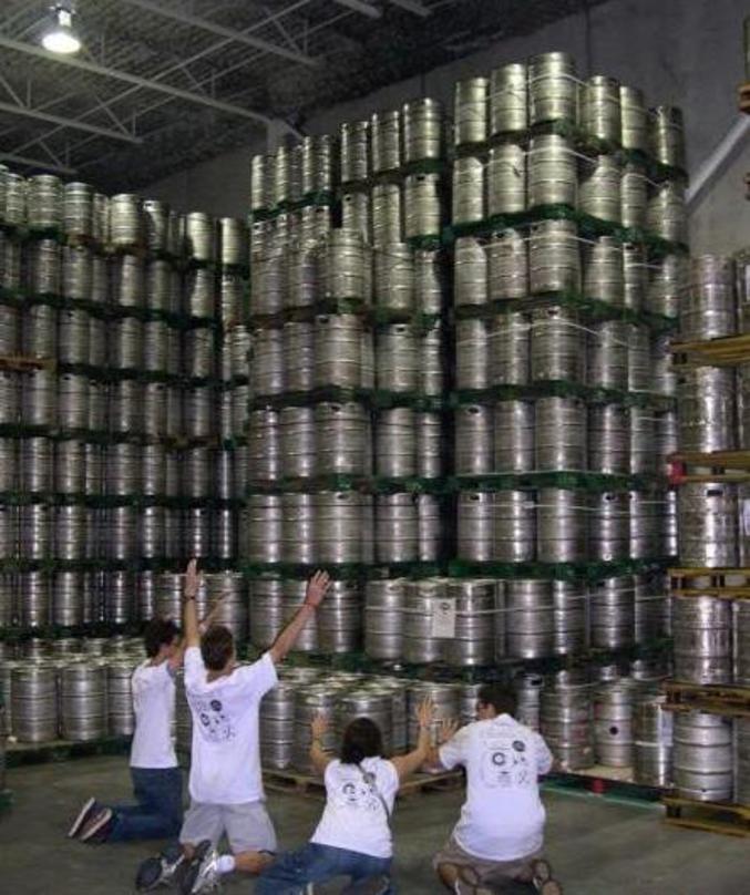 Certain y verront une simple usine à bière, d'autre un lieu de pèlerinage.