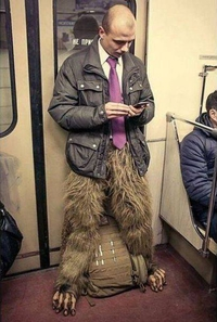 Vladi en métro