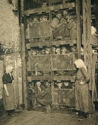 Belgique : descendre à la mine