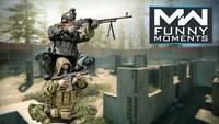 Moments rigolos à Call of Duty Modern Warfare
