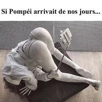 Si la catastrophe de Pompéi survenait de nos jours