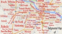 Qu'est-ce qu'on peut trouver autour de Little Rock (Arkansas)