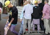 Bieber et son nouvel album
