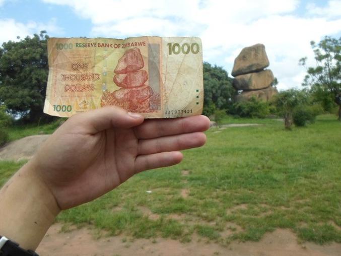 ...du Zimbabwe