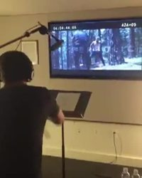 Wolverine en studio