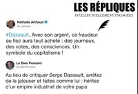 Arthaud vs Dassault