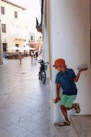 Street art à la crême