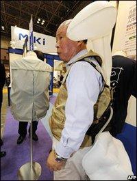 Airbag pour vieux
