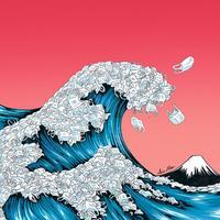 La grande vague de plastique