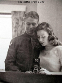 Selfie en 1940