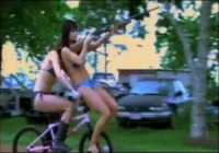 2 girls 1 gun