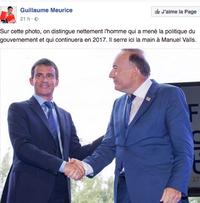 la Valls à mis le temps...