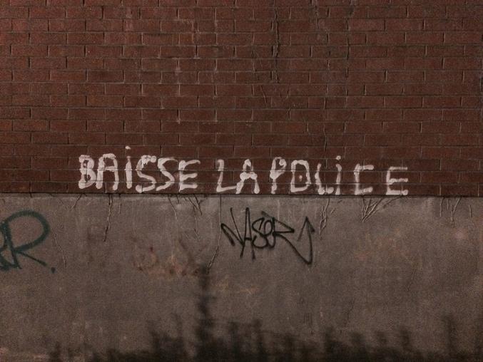 ...et le dire d'un ton condescendant.    Ce tag vient de la ville de Bruay-la-Buissière (anciennement Bruay-en-Artois pour les connaisseurs, il y a eu une affaire intéressante et connue sur cette ville), à côté de là où j'habitais il y a encore un an.