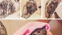 un objet de torture pour chat ! ooopa...