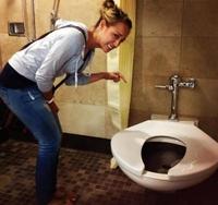 "WC, modèle ""Boccolini"""