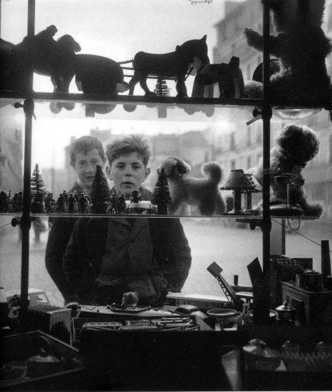 Photo de Robert Doisneau (C'était au sortir de la guerre...)