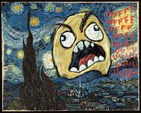 Impressionisme rage