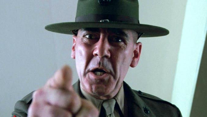 R. Lee Ermey, l'interprète du sergent Hartman, nous a quitté à 74 ans
