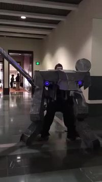 Cosplay Metal Gear