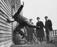 Test d'un casque de rugby