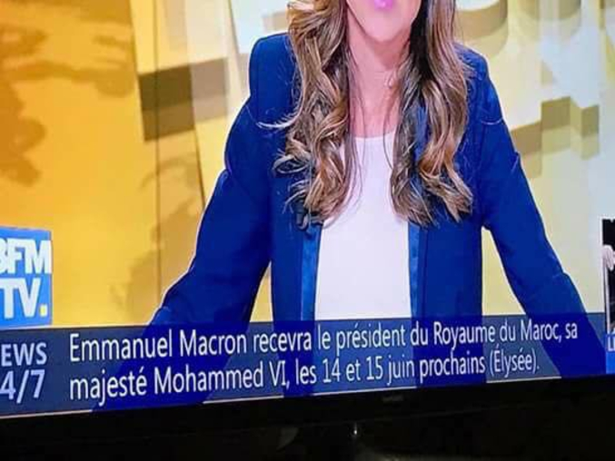 Et le Président du Royaume du Maroc recevra bientôt son altesse l'Empereur de la République de France.
