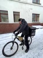 Uber eat Russe