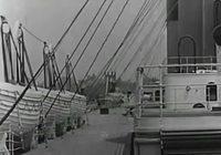 Départ du Titanic
