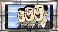 Onora Gorou et les délinquants.