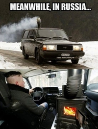 Chauffage en voiture
