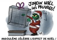 Joyeux Noël les pauvres!