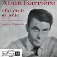 Alain Barrière (16 novembre 1935 - 14 décembre 2019)