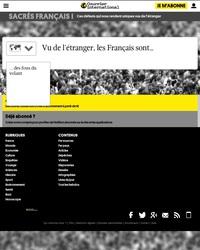 """""""Sacrés Français"""", le site qui explique ce qui rend notre peuple unique"""