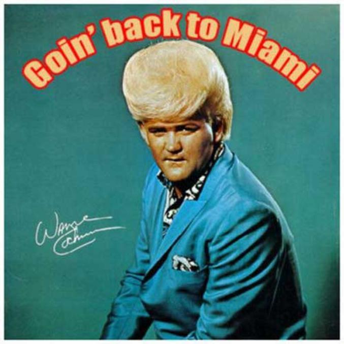 """Un précurseur de la coiffure """"à la Trump"""" des années 60/70."""